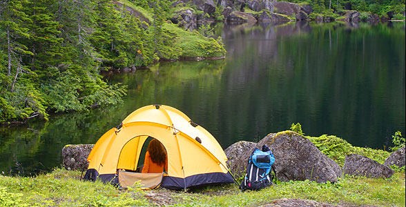 How to prepare for a backpacking trip.